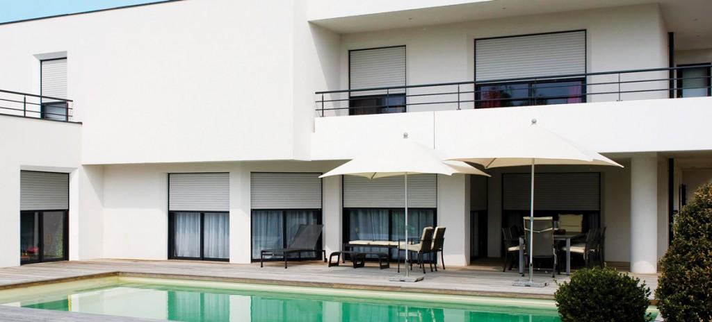 volets roulants cg menuiserie. Black Bedroom Furniture Sets. Home Design Ideas
