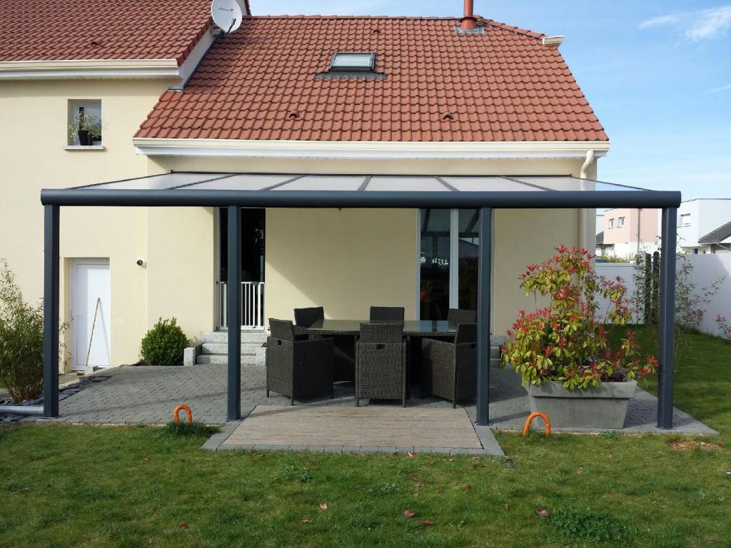 Toit de terrasse et portes coulissantes | CG MENUISERIE
